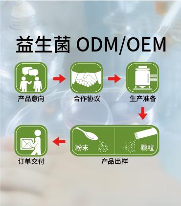 益生菌产品OEM / ODM代工服务