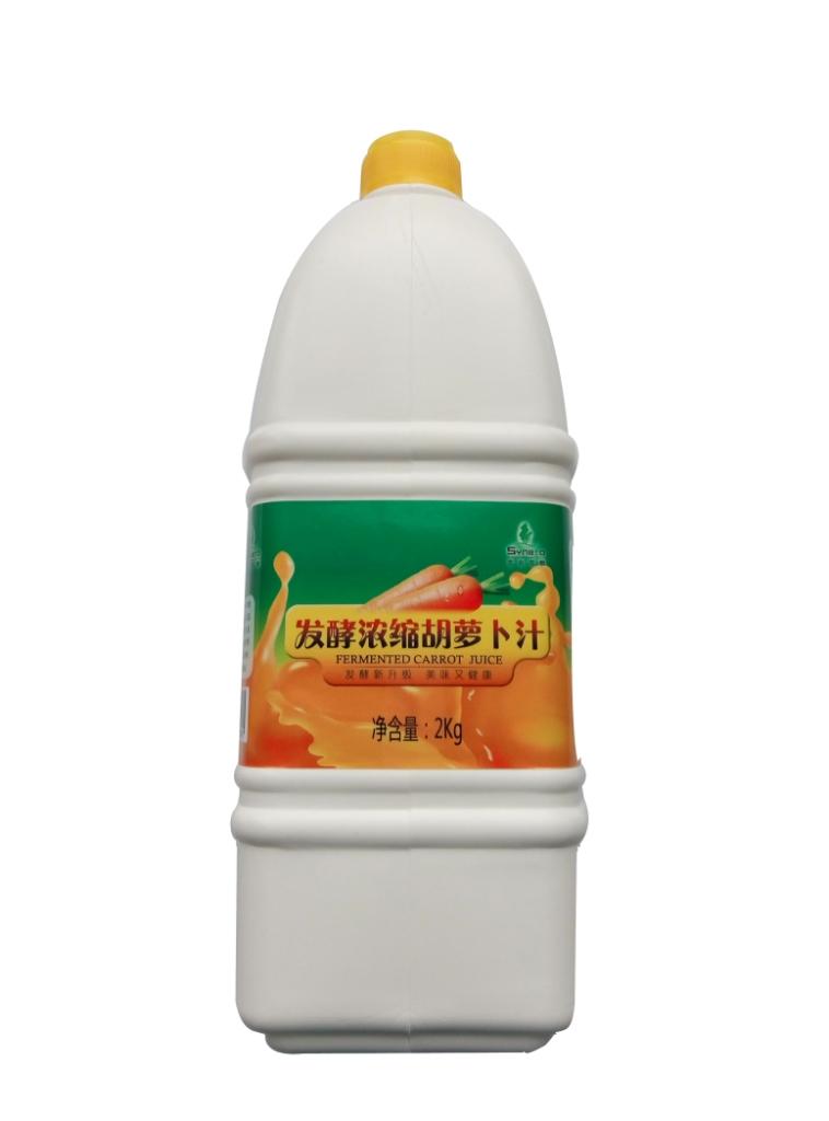 发酵浓缩胡萝卜汁