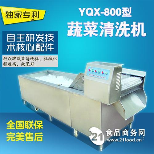 大型蔬菜清洗加工设备