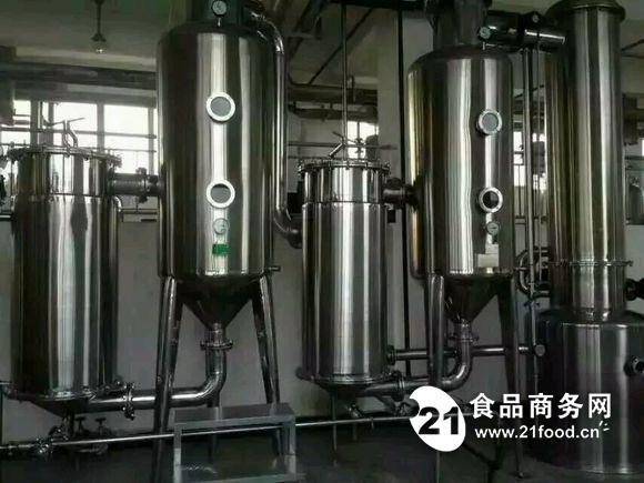 二手提取罐转让二手蒸发器价格二手结晶蒸发器报价