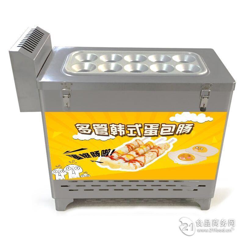 蛋堡机2016年推出的小本创业项目,蛋堡机可以制作不同口味的鸡蛋棒、肉棒。机器非常神奇把生鸡蛋、火腿肠放入机器内壁,随着温度升高,可以做出蔬菜味的鸡蛋卷、面包热狗卷、西红柿卷等营养美味。蛋堡机是永佳食品机械技术有限公司先特别研制出一种特别的食品机械。可使用鸡蛋和香肠制作美味可口的蛋堡,蛋堡是一种无比美味的休闲食品小吃,早餐,中餐,晚餐都可以,饭后点心亦无不可。蛋堡,一经出世便迎来无数人的认可,它好吃健康,外形好看,让人看起来就无比有食欲。营养健康,大人小孩都爱吃,本机器不仅可以制作蛋堡,也可以直接做纯鸡蛋
