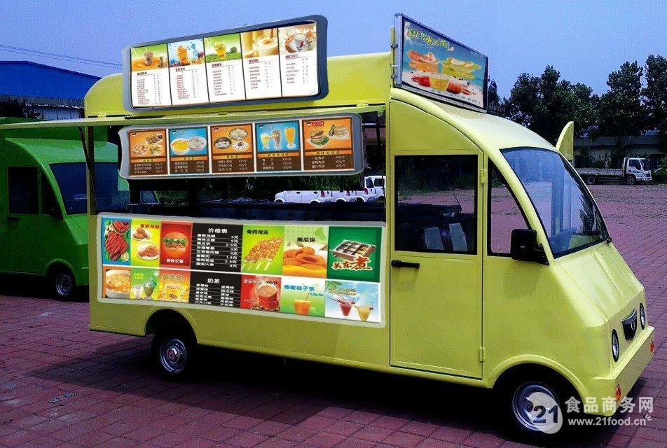 金科多功能烧烤小吃车,是我国休闲小吃业重大突破,它是目前我国唯一