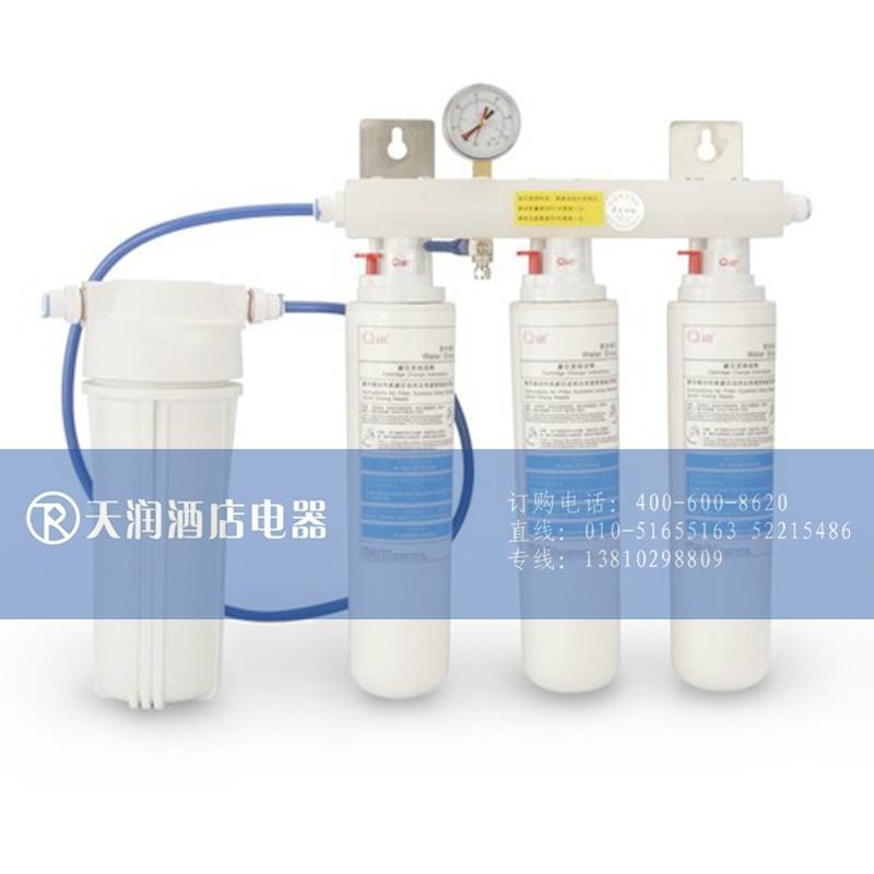 Q诺商用三头净水器CEEDB412  净水机