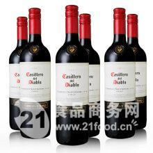 进口红酒专卖】红魔鬼干红葡萄酒价格】品质保证
