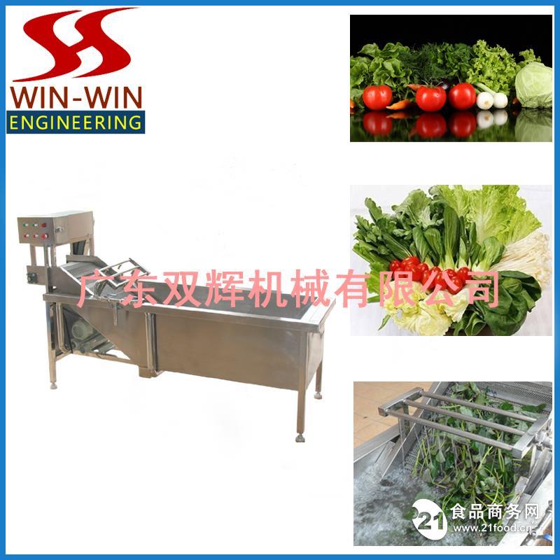 DH22中型叶菜清洗机 多功洗菜机 蔬菜清洗机