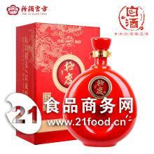 汾酒红色极度坛装价格、汾酒极度最新价格、婚宴酒