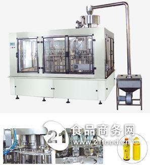 欣尔瑞(帅飞)三合一果汁灌装生产线