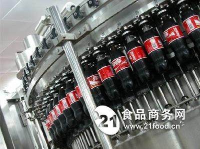 三合一可乐饮料灌装机