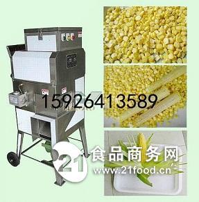 RL268鲜玉米脱粒机/嫩玉米甜玉米脱粒机价格