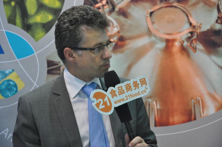 食品商务网、食品在中国高端访谈