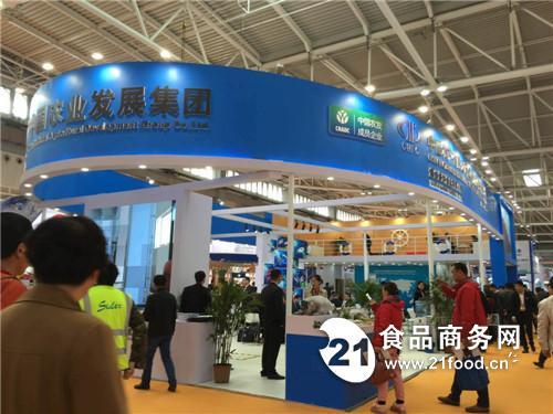 人聚集到青岛国际博览中心,参观新品,洽谈合作,探讨水产市场的发展.