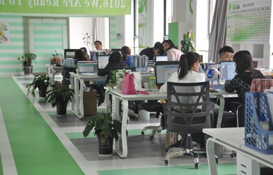 走进陕西植提产业群—西安源森生物科技有限公司