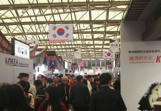 展会追踪:聚焦SIAL 中食展韩国展区