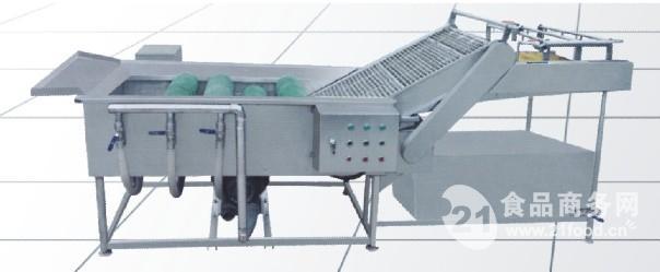 供应果蔬清洗机厂家-诸城市瑞恒食品机械专业制造