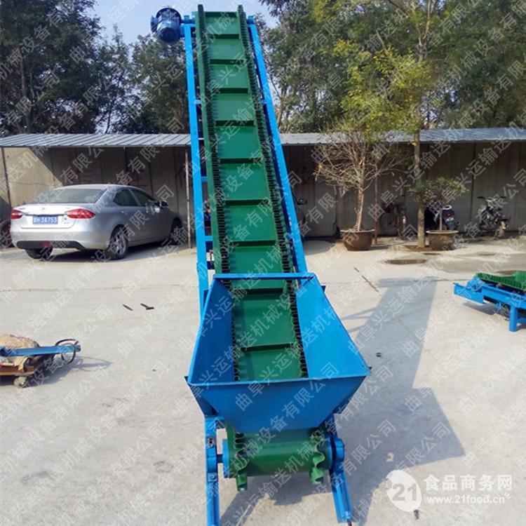 DY500移动爬坡输送机 z型装车输送机M5厂家