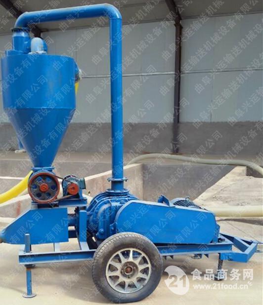 供应气力吸粮机 兴运吸粮机型号M5