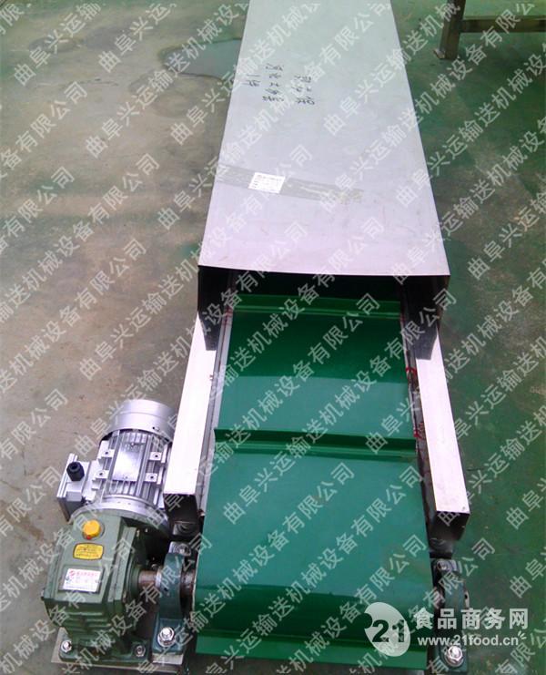优质食品输送机 轻型工业爬坡输送机M5