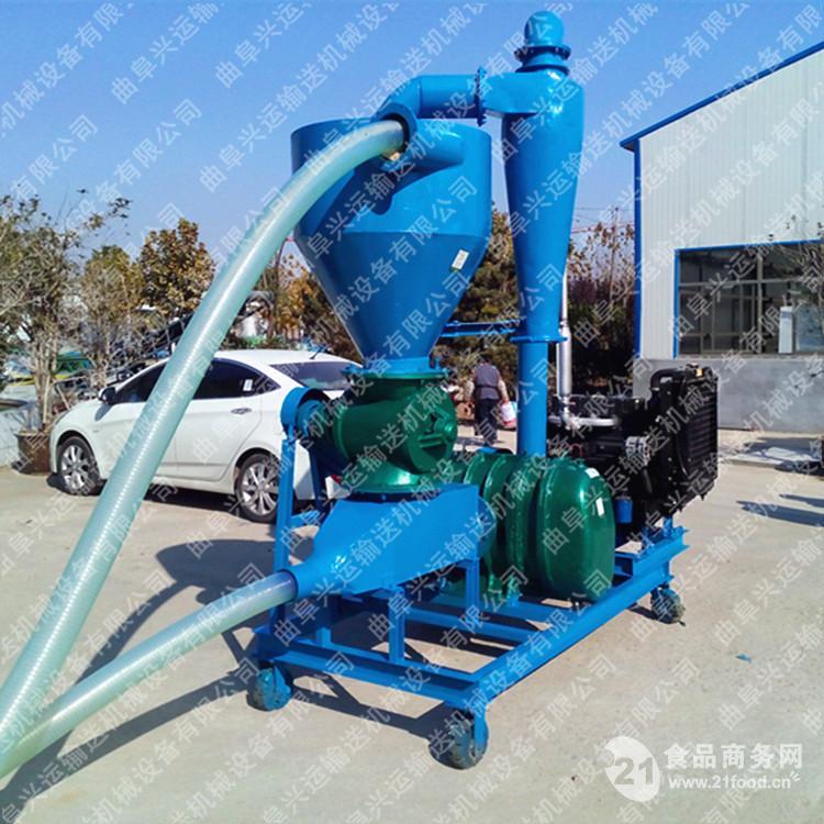 大型气力装车吸粮机吸粮机价格M5价格