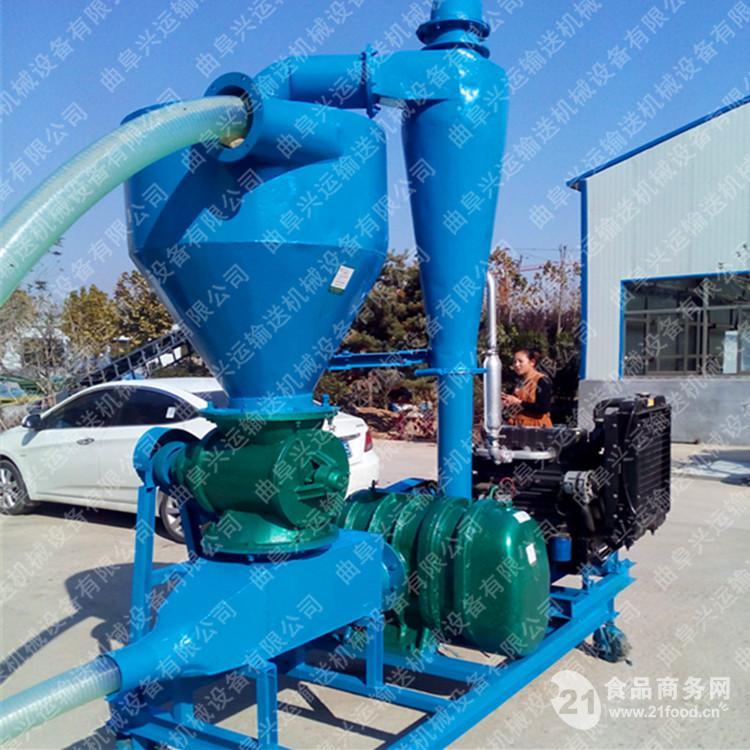 新型气力吸粮机 高科技气动送料吸粮机M5