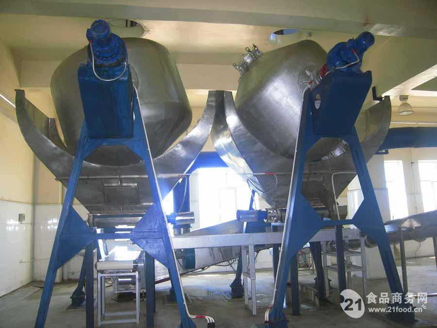 酱油设备-5立方旋转式蒸煮锅