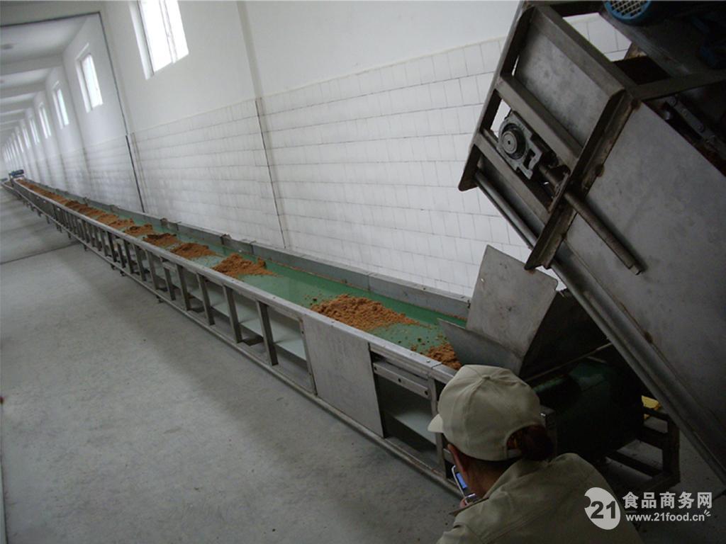 食品级皮带输送机