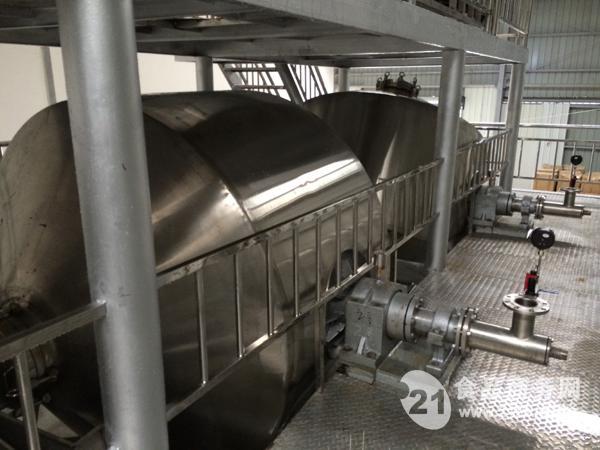 酱油设备-8立方旋转蒸煮锅