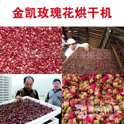 高效玫瑰花烘干机多少钱
