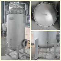 氨基酸单袋式碳钢过滤器
