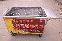 木炭燃气两用烤鸡烤鸭炉