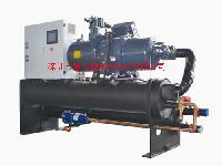 瀚信德30HP水冷螺杆式冷水机组