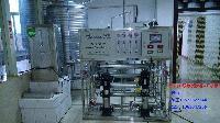 供应山东川一新款反渗透处理设备 2吨每小时水处理设备
