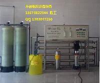 2016年山东川一3T反渗透纯水设备桶装水生产用设备