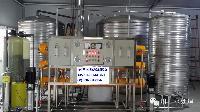 山东川一2T双级不锈钢反渗透设备 纯净水设备 纯水设备