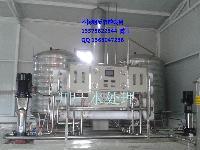 山东川一3T双级反渗透纯净水设备大连反渗透水处理设备