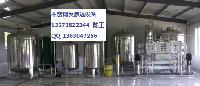 山东川一4T双级反渗透设备1吨反渗透设备纯净水生产线价格