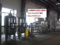 山东川一食品生产用纯净水设备5T单级反渗透纯净水设备国内包安装
