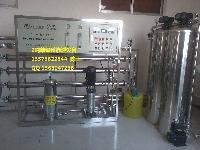 供应山东川一2T单级反渗透管道直饮水设备