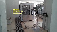 山东川一2000瓶全自动三合一旋转灌装设备三合一灌装机