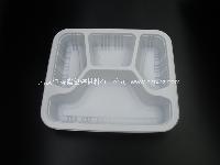 F103 一次性餐具  快餐盒 打包盒 压膜餐盒