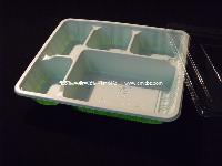 C19 一次性餐具 外卖餐盒 一次性饭盒 商务餐具 环保高档
