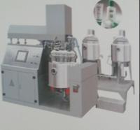 乳化系列-液压升降式真空乳化机