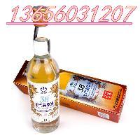 38度金门特级高粱酒600毫升黄盒