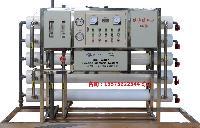 山东川一桶装纯净水公司水处理设备生产厂家10T单级反渗透设备