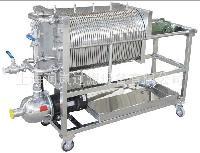 专业生产 不锈钢板框压滤机