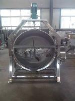 厂家直销电加热式可倾带搅拌式夹层锅