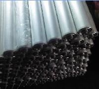 便捷式加厚型无动力滚筒 吴兴晟杰输送机械设备厂制造