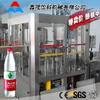 饮用天然水灌装机 山泉水生产线 矿泉水设备 小瓶水机械制造厂家