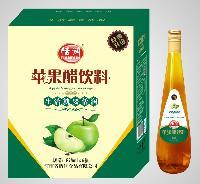 828ml玻璃瓶系列苹果醋饮料