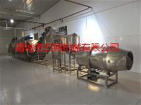 非油炸大豆拉丝蛋白加工成套设备