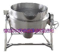 大洋牌夹层锅,导热油保温煮肉锅,大型炒锅